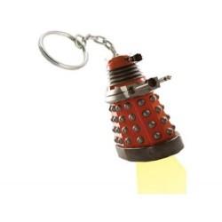 Porte- clé lumière Dalek Dr Who